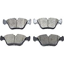 105.03940 Centric Posi-Quiet Front Brake Pad Set