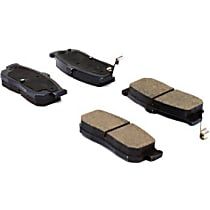 Centric Posi-Quiet Rear Brake Pad Set