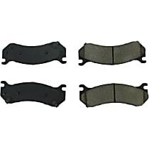105.07850 Posi-Quiet Series Brake Pad Set