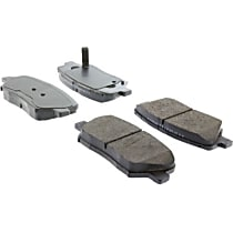 105.18150 Posi-Quiet Series Front Brake Pad Set