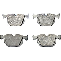 106.06830 Centric Posi-Quiet Extended Wear Rear Brake Pad Set