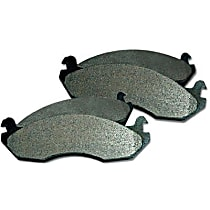 Centric Posi-Quiet Extended Wear Brake Pad Set