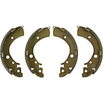 Centric 110.05990 Brake Shoe Set - Direct Fit, 2-Wheel Set