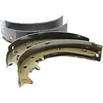 Centric 111.02280 Brake Shoe Set - Direct Fit, 2-Wheel Set