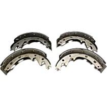 Centric 111.04320 Brake Shoe Set - Direct Fit, 2-Wheel Set
