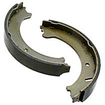 Centric 111.05960 Parking Brake Shoe - Direct Fit, 2-Wheel Set