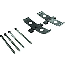 117.20003 Brake Hardware Kit - Direct Fit, Kit