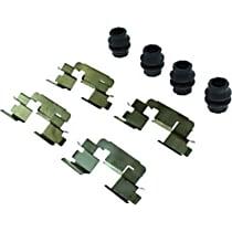 117.22000 Brake Hardware Kit - Direct Fit, Kit