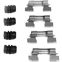 117.22001 Brake Hardware Kit - Direct Fit, Kit