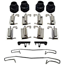 117.25001 Brake Hardware Kit - Direct Fit, Kit
