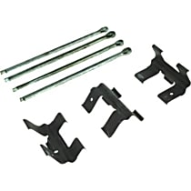 117.28002 Brake Hardware Kit - Direct Fit, Kit