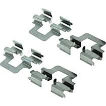 117.33018 Brake Hardware Kit - Direct Fit, Kit