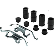 117.34019 Brake Hardware Kit - Direct Fit, Kit