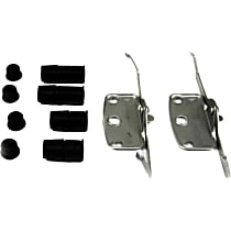 117.34024 Brake Hardware Kit - Direct Fit, Kit