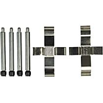 117.35008 Brake Hardware Kit - Direct Fit, Kit