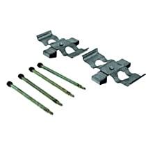 117.35010 Brake Hardware Kit - Direct Fit, Kit