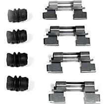 117.35021 Brake Hardware Kit - Direct Fit, Kit