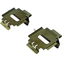 117.35028 Brake Hardware Kit - Direct Fit, Kit