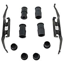 117.35035 Brake Hardware Kit - Direct Fit, Kit