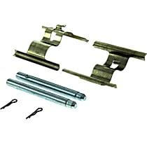 117.37006 Brake Hardware Kit - Direct Fit, Kit