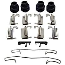 117.38004 Brake Hardware Kit - Direct Fit, Kit