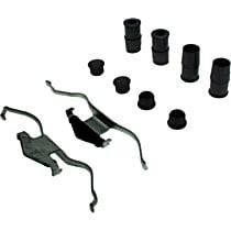 117.38009 Brake Hardware Kit - Direct Fit, Kit