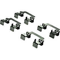 117.38011 Brake Hardware Kit - Direct Fit, Kit