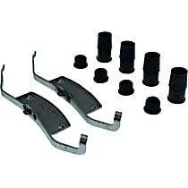 117.39012 Brake Hardware Kit - Direct Fit, Kit