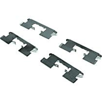 Centric 117.40002 Brake Hardware Kit - Direct Fit, Kit
