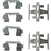 Centric 117.40012 Brake Hardware Kit - Direct Fit, Kit