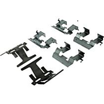 117.40021 Brake Hardware Kit - Direct Fit, Kit
