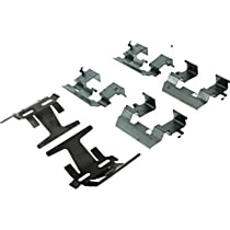 Centric 117.40021 Brake Hardware Kit - Direct Fit, Kit