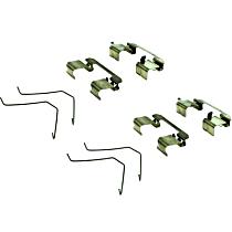 Centric 117.40022 Brake Hardware Kit - Direct Fit, Kit