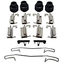 Centric 117.40023 Brake Hardware Kit - Direct Fit, Kit