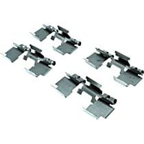 117.40024 Brake Hardware Kit - Direct Fit, Kit