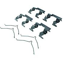 117.42010 Brake Hardware Kit - Direct Fit, Kit