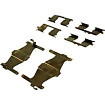 117.42015 Brake Hardware Kit - Direct Fit, Kit