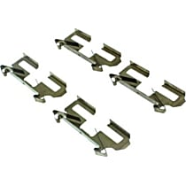 117.42024 Brake Hardware Kit - Direct Fit, Kit