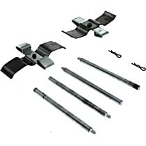 117.42041 Brake Hardware Kit - Direct Fit, Kit