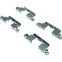 117.42048 Brake Hardware Kit - Direct Fit, Kit