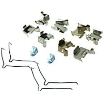 Centric 117.44032 Brake Hardware Kit - Direct Fit, Kit