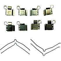117.44039 Brake Hardware Kit - Direct Fit, Kit