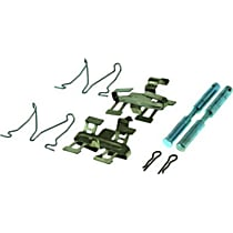 117.44059 Brake Hardware Kit - Direct Fit, Kit