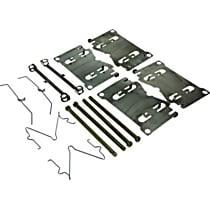 Centric 117.44067 Brake Hardware Kit - Direct Fit, Kit