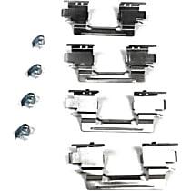 Centric 117.44070 Brake Hardware Kit - Direct Fit, Kit