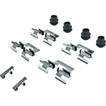 Centric 117.44073 Brake Hardware Kit - Direct Fit, Kit