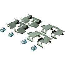 117.44087 Brake Hardware Kit - Direct Fit, Kit