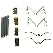 117.45002 Brake Hardware Kit - Direct Fit, Kit