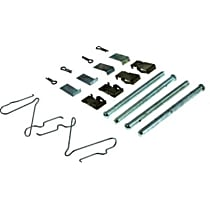 117.45009 Brake Hardware Kit - Direct Fit, Kit