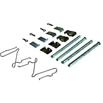 Centric 117.45009 Brake Hardware Kit - Direct Fit, Kit